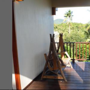 Balcony - Master Bedroom, Baan Siam Phangan