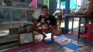 Chin - Featherweight Champion - Copy
